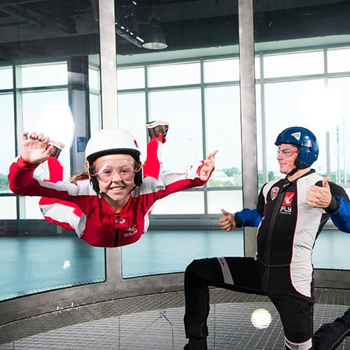 iFly Toronto Oakville 2-Flight Experience for One Person