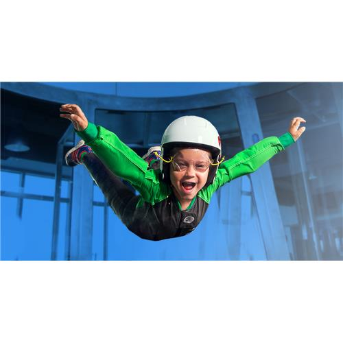 SkyVenture Montreal 2-Flight Experience for One Person