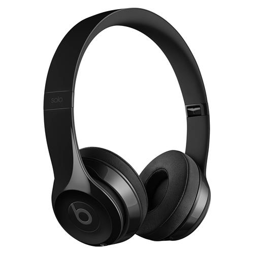 Beats® Solo3 Wireless On-Ear Headphones  - Gloss Black