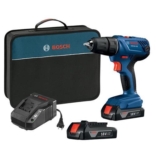 """Bosch 18-volt 1/2"""" Basic Drill/Driver"""