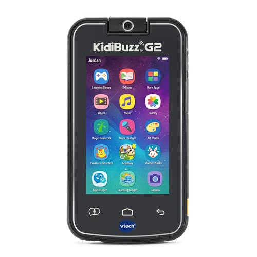 VTech® KidiCom Advance (French Version) - Black