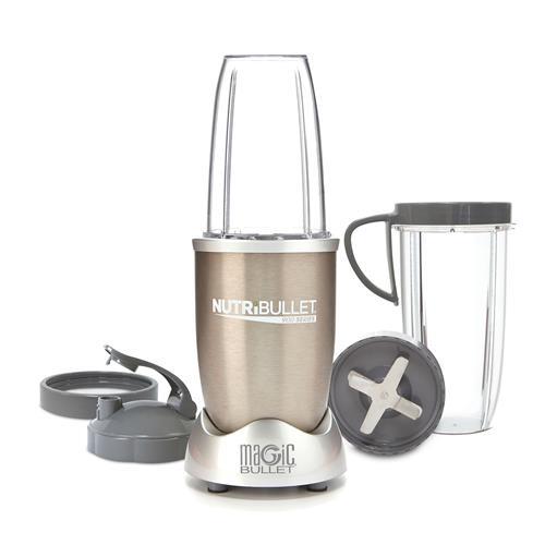 NutriBullet® PRO 900 Series Blender & Mixer – Champagne