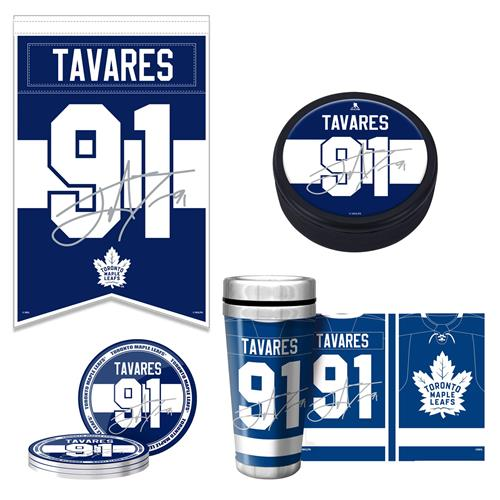 Mustang Products John Tavares 4-piece Fan Bundle