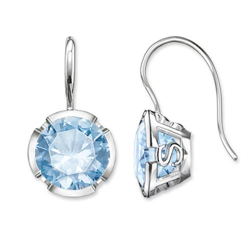 Thomas Sabo® Glam & Soul SS Signature Line Light Blue Earrings
