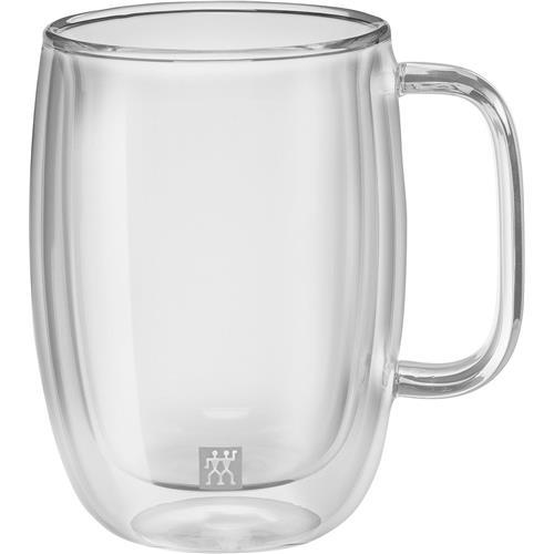 Jeu de 2 tasses à latté en verre Sorrento Plus de Zwilling® J.A. Henckels
