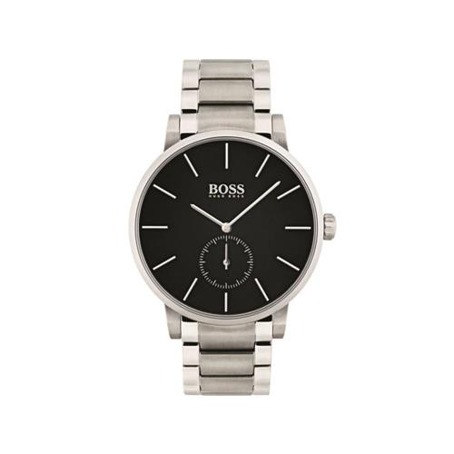 Hugo Boss Black Essence Gentleman's Watch – Black, Stainless Steel
