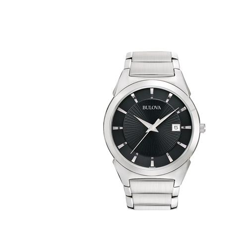 Bulova Men's Classic Watch - Stainless Steel