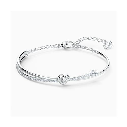 Swarovski® Lifelong Heart Bangle