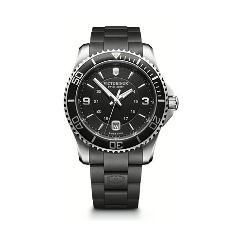 Victorinox Maverick Men's Watch - Black Dial and Bezel
