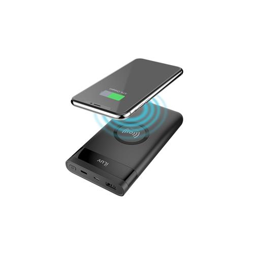 iLuv® myPower® Qi Charger Powerbank