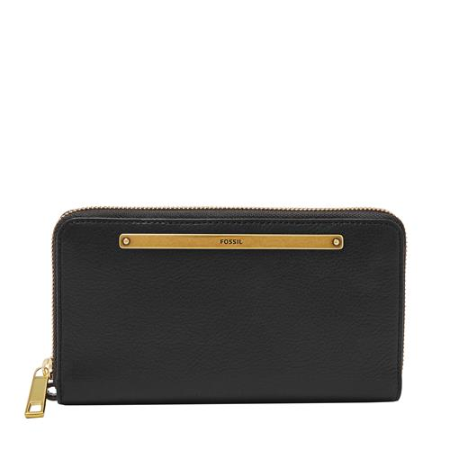 Fossil Liza Zip-Around Clutch
