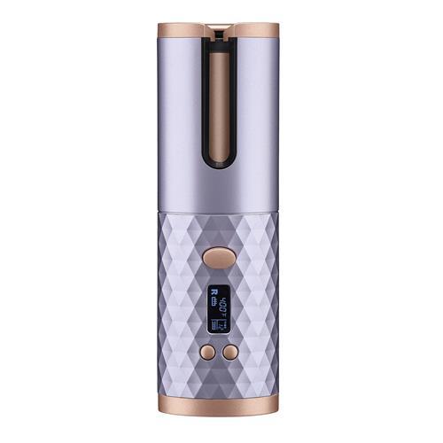 Fer à friser automatique rechargeable sans fil Conair (lilas)