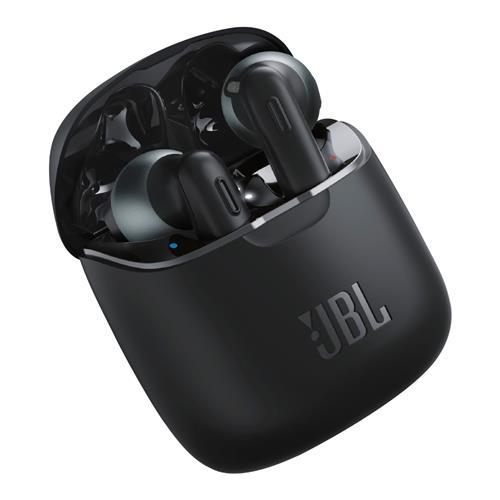 Écouteurs intra-auriculaires véritablement sans fil Tune de JBL (noir)