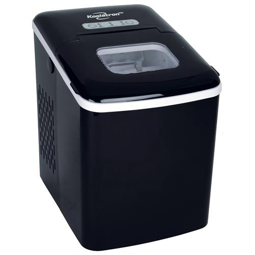 Koolatron Compact Countertop Ice Maker