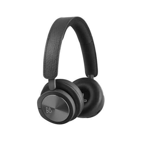 Bang & Olufsen Beoplay H8i Wireless Bluetooth On-Ear Headphones – Black