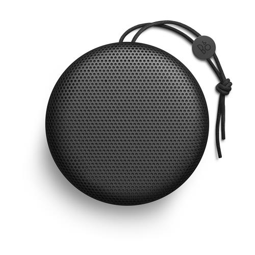 Bang & Olufsen BeoPlay A1 - Portable Wireless Bluetooth Speaker - Black