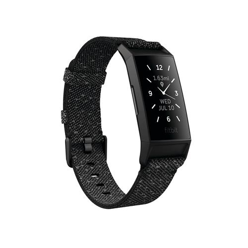 Fitbit Charge 4 Special Edition - Black/Granite Reflective