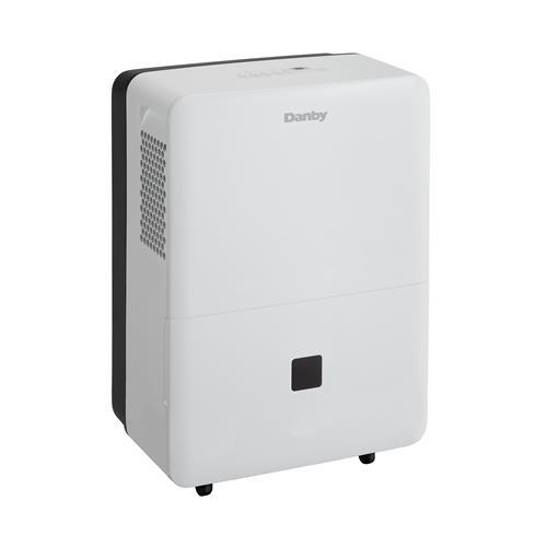 Danby 40-Pint (18.9-L) Dehumidifier – White