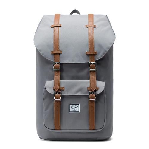 Herschel Little America Backpack - Grey/Tan