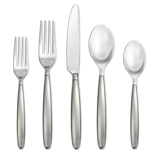 Hampton Forge® Skandia Tidal Frosted 20pc Flatware Set