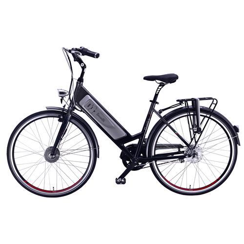 Benelli Classica LX E-Bike - Black