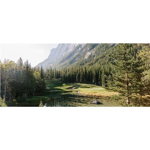 The Fairmont Banff Springs Golf - $50 Certificate