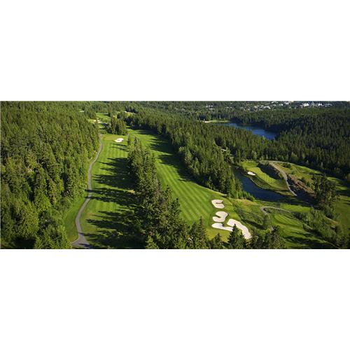 The Fairmont Chateau Whistler Golf Club - $50 Certificate