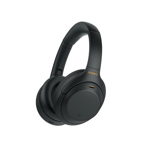 Écouteurs antibruit sans fil Sony (noir)