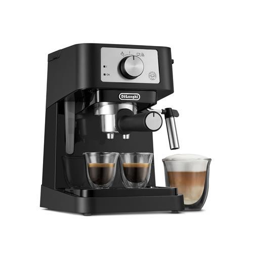Machine à expresso et à cappuccino à pompe manuelle Stilosa de De'Longhi