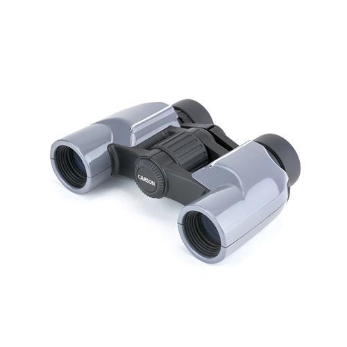 Carson MantaRay Compact Binocular – Silver