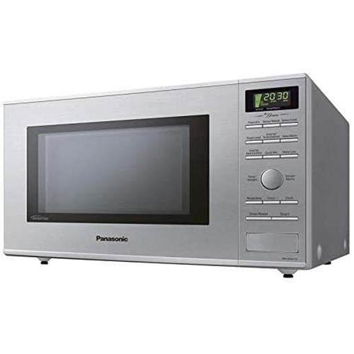 Panasonic Mid Size Inverter® Stainless Steel Microwave