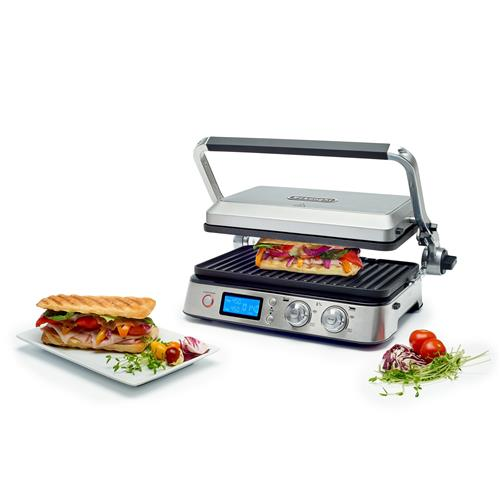 De'Longhi Livenza All-Day Grill with Waffle Plates