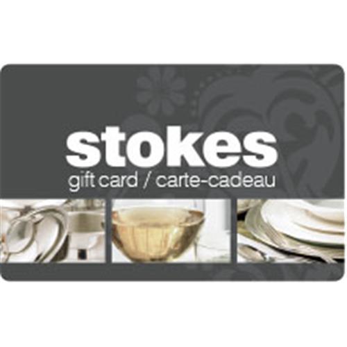Stokes $50 Gift Card