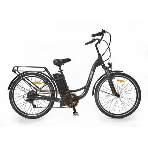 T-Zone Electric Aluminum Step-Thru E-Bike