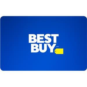Best Buy $50 Gift Card