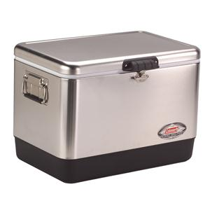 Coleman 54 Qt. Stainless Steel Cooler