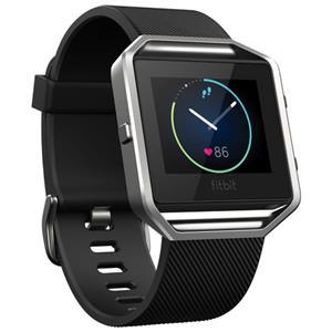 Fitbit Blaze Fitness Tracker - Black - Small
