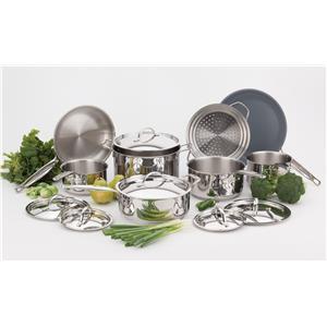Paderno 14-Piece Canadiana Cookware Set
