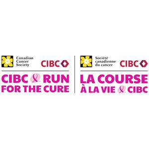 $100 CIBC Run for the Cure Charitable Donation