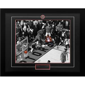 A.J. Sports World Kawhi Leonard Toronto Raptors 2019 Game 7 Playoff Buzzer Beater Frame