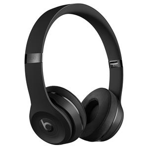 Beats® Solo3 Wireless On-Ear Headphones - Matte Black