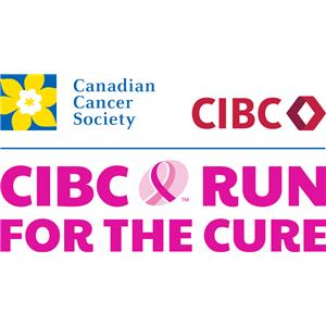 $20 CIBC Run for the Cure Charitable Donation