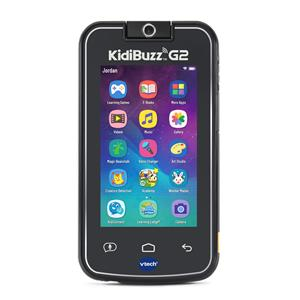 Appareil KidiBuzz G2 de VtechMD (noir) — version anglaise