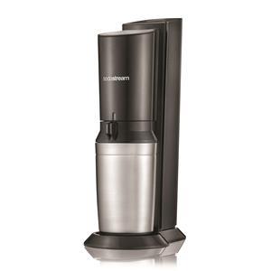 Appareil à eau pétillante Crystal Titan de SodaStream® (argent)